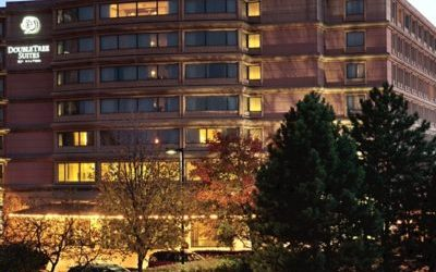 DoubleTree by Hilton in Downers Grove undergoes Renovation