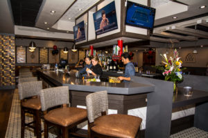 Former H Bar in Hilton Palm Beach Hotel open as Tony Roma's