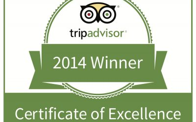 DoubleTree Norwalk receives the 2014 TripAdvisor Certificate of Excellence Award